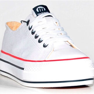 Zapatillas Lona Mujer